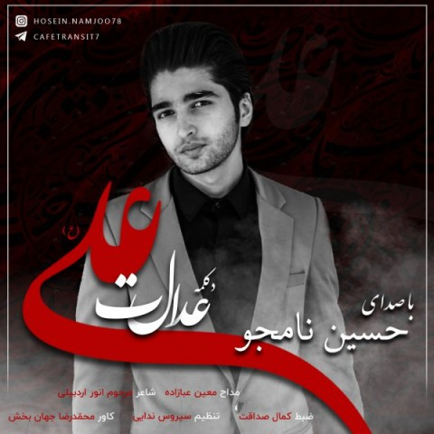 دانلود موزیک جدید حسین نامجو عدالت علی