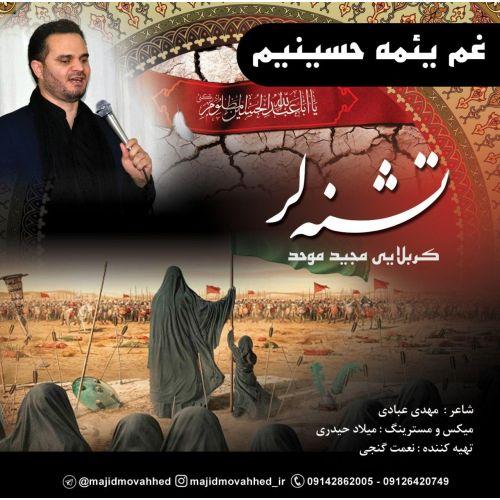 دانلود موزیک جدید مجید موحد غم یئمه حسینیم