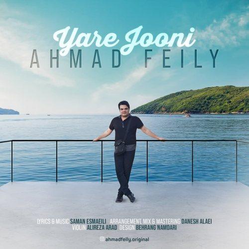 دانلود موزیک جدید احمد فیلی یار جونی
