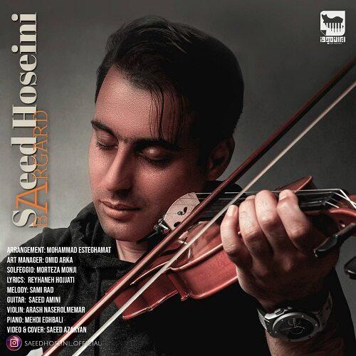 دانلود موزیک جدید سعید حسینی برگرد