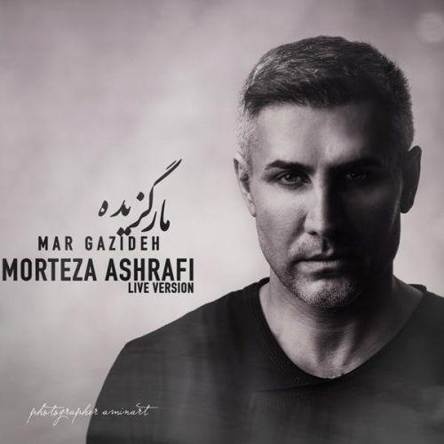 دانلود موزیک جدید مرتضی اشرفی مار گزیده (اجرای زنده)